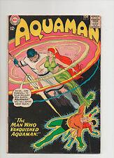Aquaman #17 - Posiden & Mera Cover - (Grade 5.0) 1964
