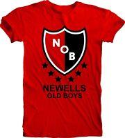 Newells Old Boys Lepra Rosario Argentina Camiseta T shirt Remera Football Messi