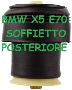 SOSPENSIONE ARIA POSTERIORE BMW X5 E70 3.0D SOFFIETTO SOFFIONE NUOVO
