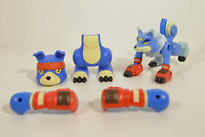 "2007 Gaomon Gadgaomon 4"" Lightning Digivolving Action Figure Digimon Data Squad"