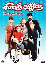 FAMILY AFFAIR COMPLETE SERIES 1 2 3 4 5 New 24 DVD Set