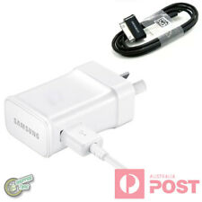 Original Genuine Samsung AC WALL CHARGER+Cable for Galaxy Tab 8.9 GT-P7300 P7310