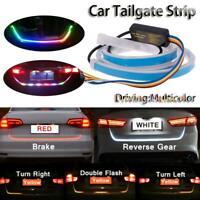 "48"" Car Trunk LED Strip Lights Rear Tailgate Turn Signal Reverse Brake Light"