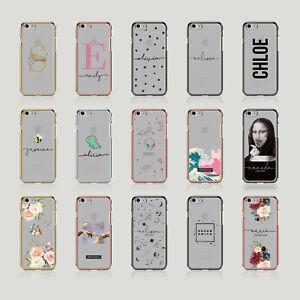 Tirita Soft Phone Case Bumper for iPhone 7 8 SE X 6S 5S Stars Floral Dinosaur