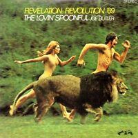 NEW CD Album Lovin' Spoonful - Revelation: Revolution '69 (Mini LP Card Case)