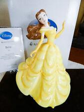 Royal Doulton Disney Princess Beauty Beast Belle Figurine Dp7 2010 - New / Box!