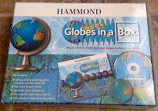 Globes In A Box Kit Hobby Cd Project By Hammond Mint & Boxed & Sealed