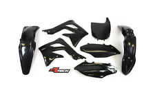 Kawasaki KXF450 2012 Black Plastic Kit Plastics KXF-NR0-514