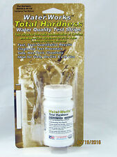 Total Hardness Test Strips (600) Detect 0 to 1000ppm or 0 - 58gpg Water Hardness
