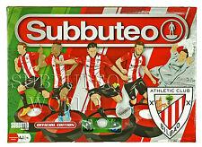 Oficial Athletic bilao Subbuteo Caja set-paul Lamond cuadro soccer-table Fútbol