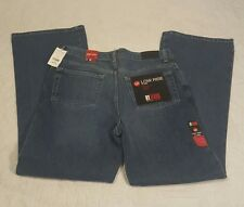 NWT Women's New York & Company NY Jeans Low Rise Flare Sz. 10 Average Jeans