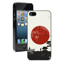 For Apple iPhone X SE 5 5S 5c 6 6s 7 8 Plus Hard Case Cover 797 Japan Scenery