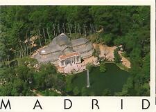 MADRID POSTCARD - PALACIO de CRISTAL located in the BUEN RETIRO PARK, SPAIN PC
