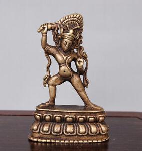 Tibetan Buddhism Bronze Copper Tibet Buddhism classical Buddha Statue