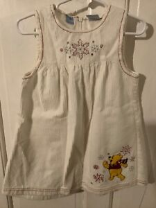 NWOT Toddler Girl's Winnie the Pooh dress, size 36 months