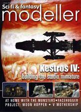 Sci-Fi & Fantasy Modeller #29 USS Enterprise, Dracula, Lost in Space, V, Alien