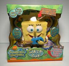 Sponge Bob Toy Swap n Bob (Unopened in original packaging)