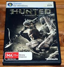 Hunted: The Demon's Forge PC Game
