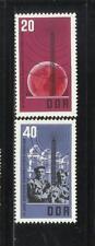 ALEMANIA, (D.D.R.). Año: 1965. Tema: 20º ANIV. DE LA RADIO DEMOCRATICA.