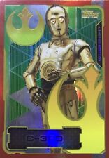 Topps Star Wars Journey To The Last Jedi  - Limited Edition Cards