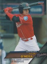 2017 Pacific Coast League Top Prospect PCL Tyler O'Neill RC Rookie Mariners