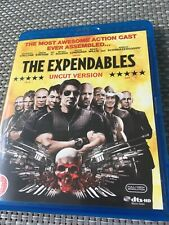 The Expendables (Blu-ray, 2010)