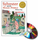 Sylvester and the Magic Pebble (pb) Book & CD by William Steig NEW