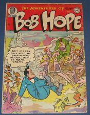 Adventures Of Bob Hope #20 April 1953