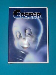 CASPER (DVD) Christina Ricci Bill Pullman Eric Idle the friendly ghost halloween