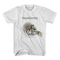 Dream theater Distance Over Time album logo t shirt Mens Unisex rock band metal