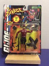 1994 G.I. Joe SGT. Savage Jet-Pack General Blitz Action Figure Sealed Brand New