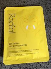 Rodial Bee Venom Micro Sting Facial Mask New!