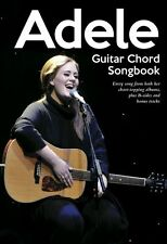 Guitar Chord Songbook ADELE Rolling in the Deep Learn to Play 19 21 Music Book