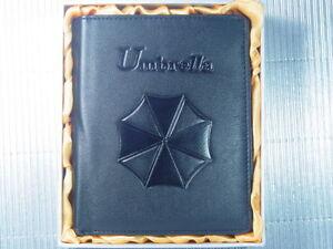 Resident Evil Biohazard Umbrella Leather Wallet