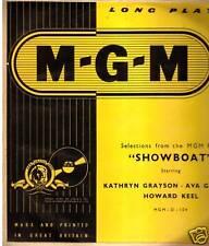 Showboat - 1951-Kathryn Grayson-Original Soundtrack LP