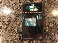The Outer Limits The Production And Decay Of Strange Particles New Sealed Vhs!