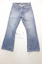 levis 516 Bootcut boyfriend Jeans gebraucht (Cod.U321) Tg.43 W29 L34