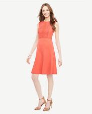 Ann Taylor Sleeveless Dress-size 10