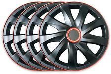 4 Stück Radkappen Radzierblenden 15 für Nissan Note Micra Almera Primera
