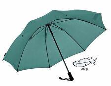 EUROSCHIRM Swing liteflex grüner Regenschirm für Damen und Herren Trekking