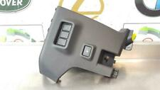 TOYOTA C-HR 2018 DASHBOARD TRIM FUEL FLAP SWITCH PANEL COVER 55545-F4020
