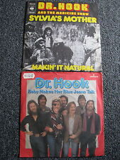 Dr.Hook-2 x 7 PS-Sylvia´s Mother + Baby makes her Blue Jeans Talk-1972/1982