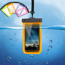 Waterproof Universal Underwater Pouch Dry Bag Case Fit iPhone Samsung LG Phone