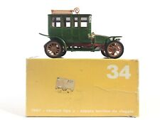 RIO 1907 Renault Tipo X  #34 Die Cast Car 1:43 Scale