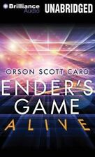 Ender's Game : The Full Cast Audioplay by Orson Scott Card (2013, CD,...