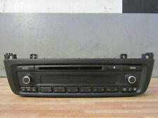 RADIO BMW BUSINESS CD Original + BMW 1er F20 F21 + CD Player + 9274900