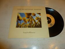 """BEAUTIFUL SOUTH - Song For Whoever - 1989 UK 2-track 7"""" vinyl single"""