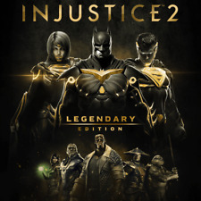 Injustice 2 Legendary Edition - Steam Cd Key GLOBAL Fast Delivery