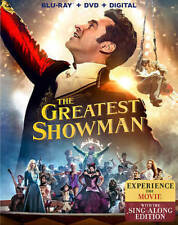 The Greatest Showman (Blu-ray Disc ONLY, 2018)