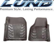 Lund 283009-G Catch-It Floormat-Front Only 99-07 Ford Superduty Truck F250 Grey